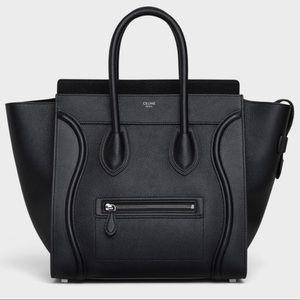 Celine Bags - Celine mini pebbles luggage tote!
